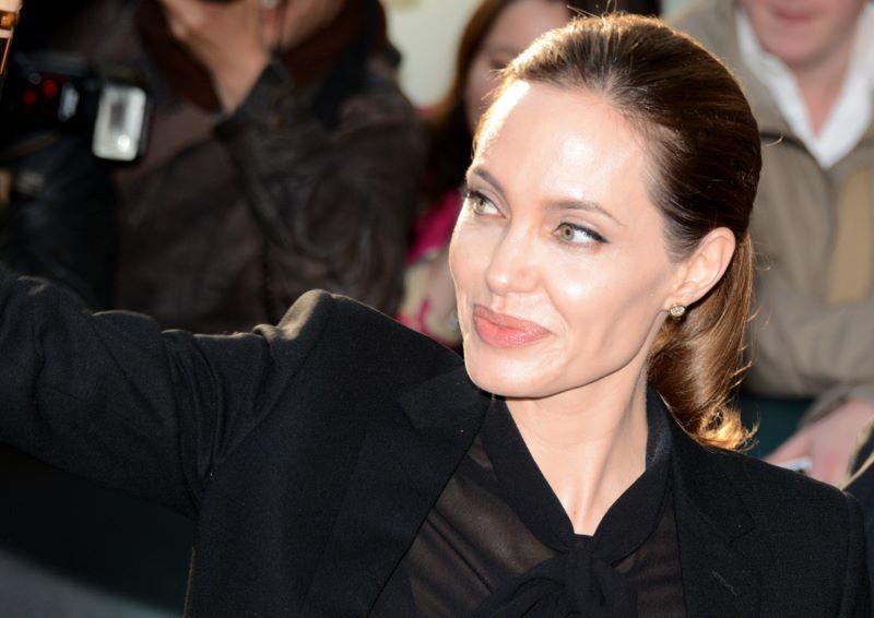 Angelina Jolie Afghan