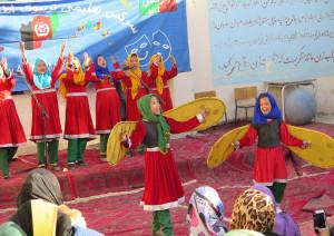 afghan circus
