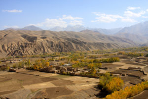 Bamian Valley