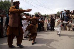 afghanistan dancers