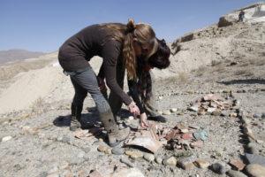Afghanistan archaeology