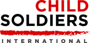 child soldiers international logo