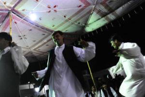 Afghan Dancers