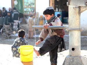 The UNICEF Water, Sanitation and Hygiene (WASH) Program