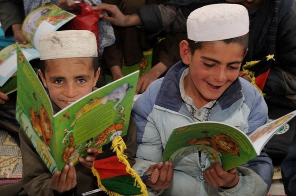 BRAC Spearheads Afghan Education Initiatives