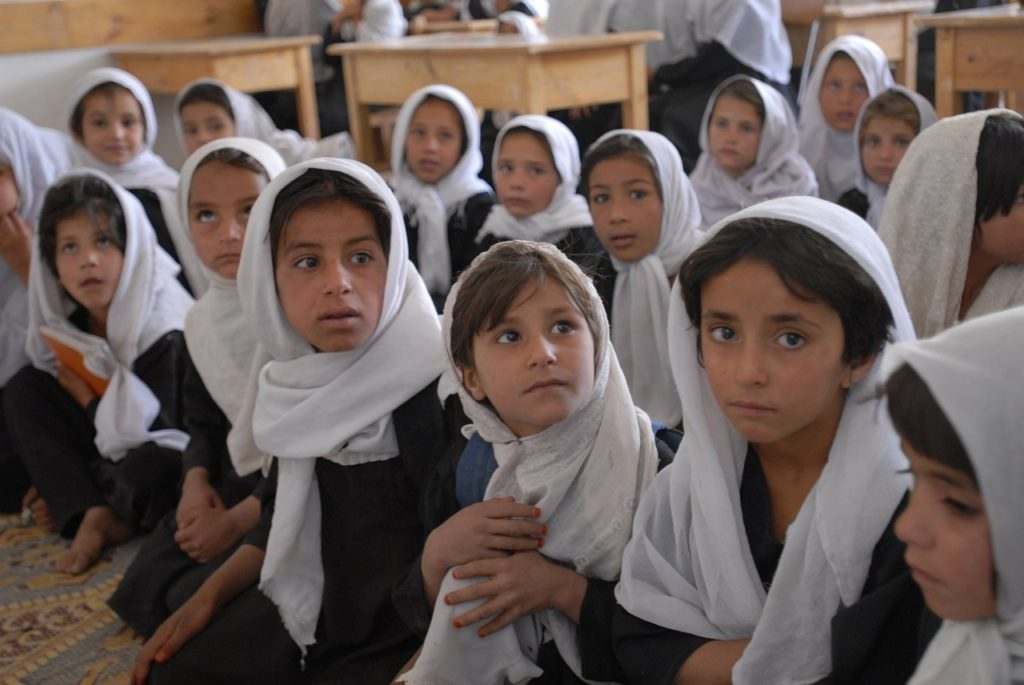 afghanistan education