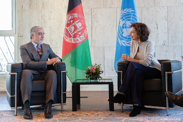What's New at the UNESCO Office in Kabul? | Ehsan Bayat