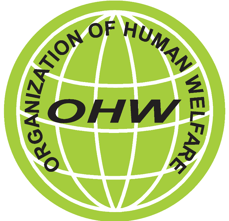 Organization of Human Welfare